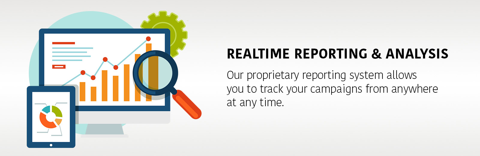 Realtime reporting & Analysis